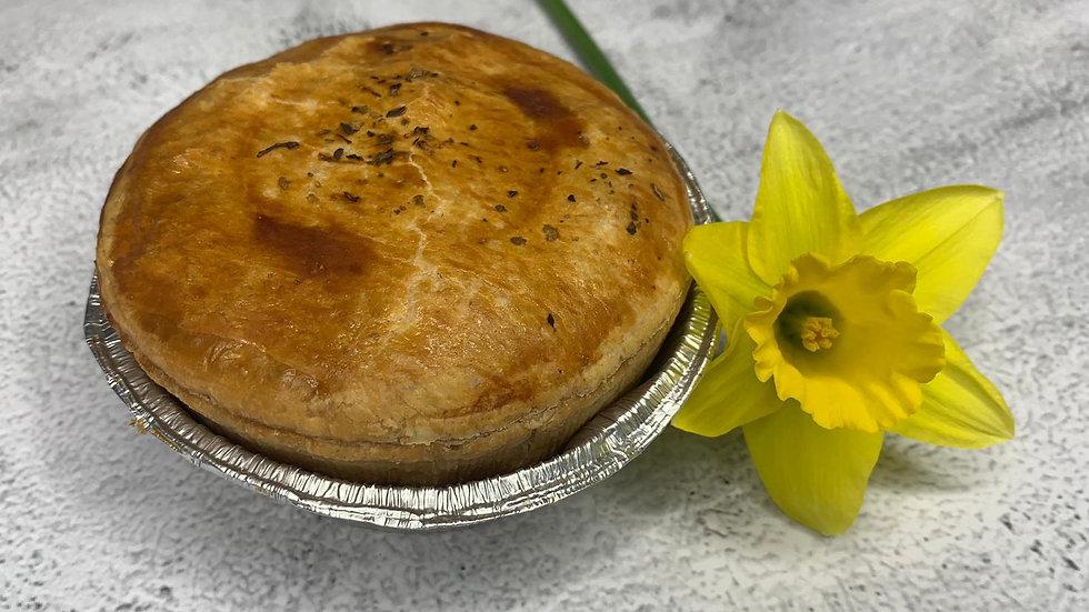 Lamb Cawl Pie