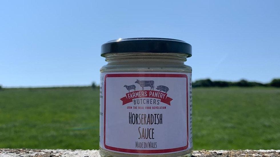 Farmers Pantry Horseradish Sauce (Hot)