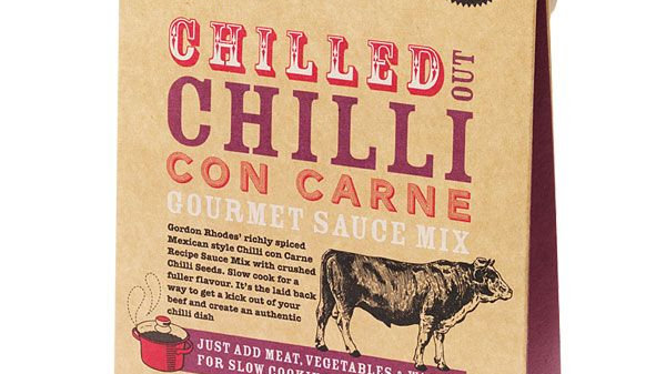 Chilli Con Carne Gourmet Sauce Mix
