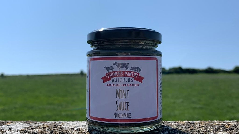 Farmers Pantry Mint Sauce