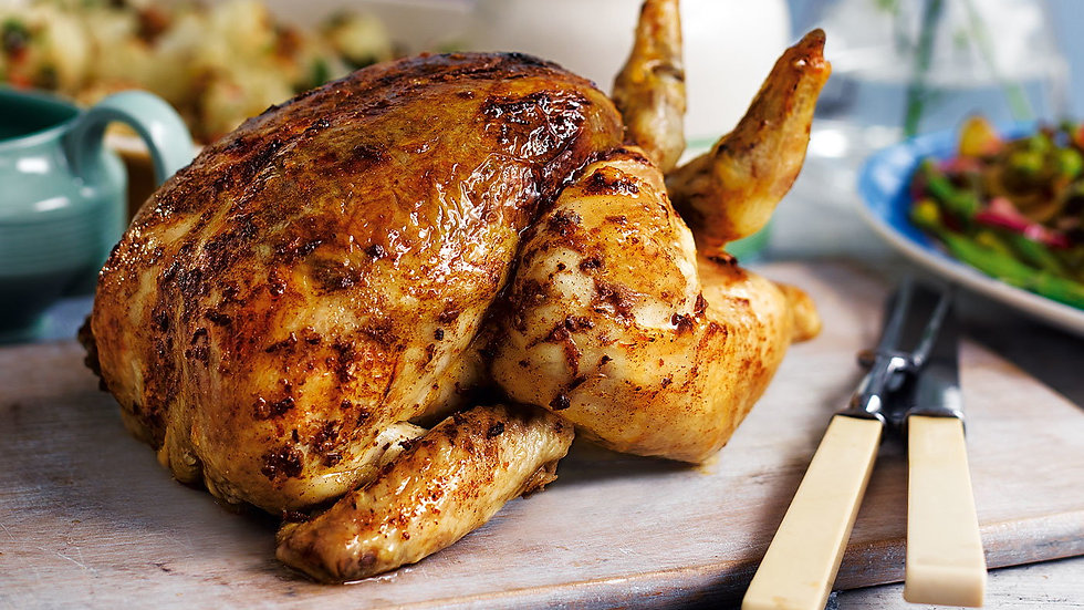 CHRISTMAS Whole Large Chicken 3.6-4KG