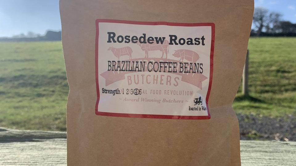 Rosedew Roast Brazilian Coffee Beans
