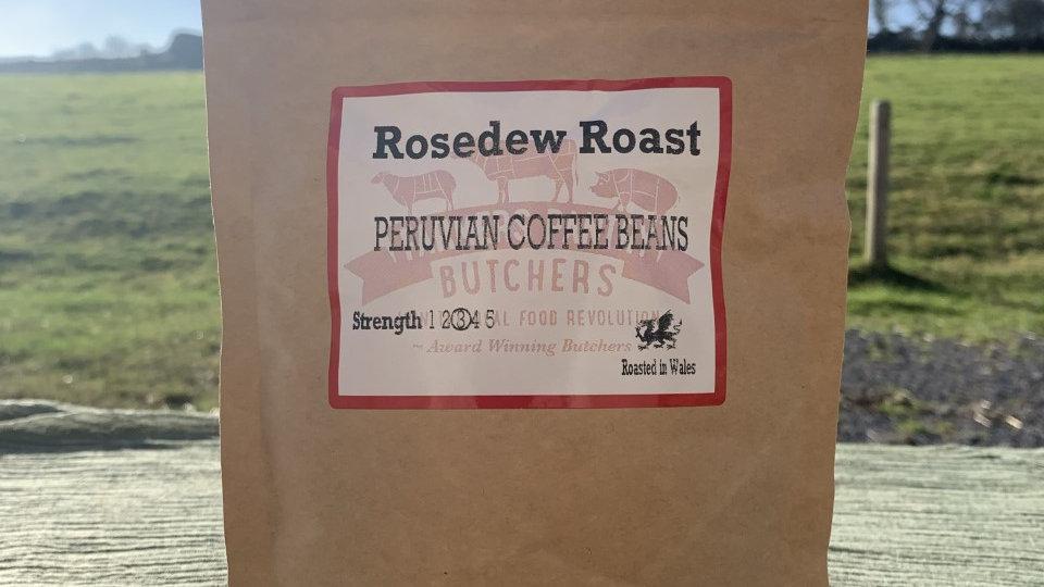 Rosedew Roast Peruvian Coffee Beans