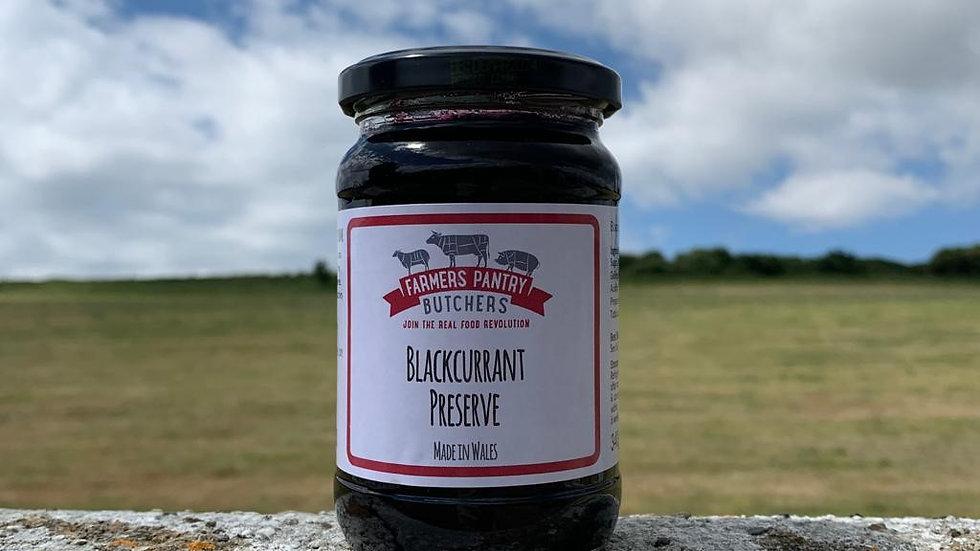 Farmers Pantry Blackcurrant Preserve