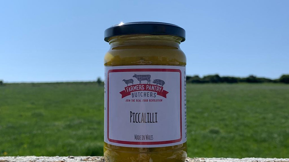 Farmers Pantry Piccalilli