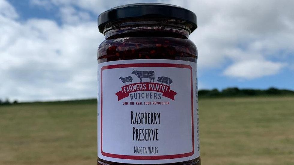 Farmers Pantry Raspberry Preserve