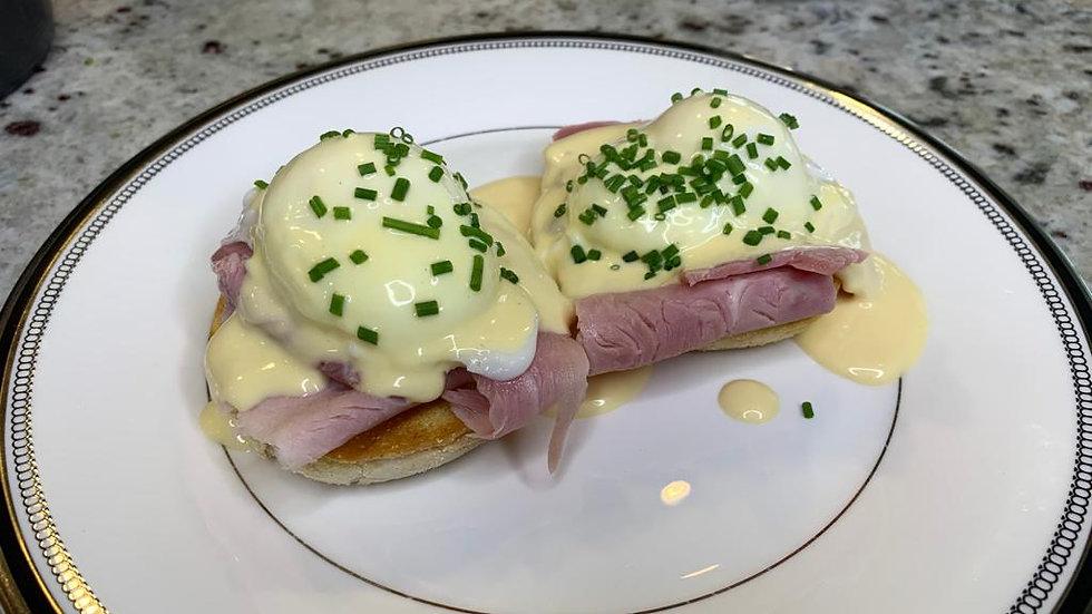 Eggs Benedict Breakfast Pack