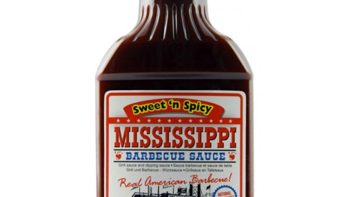 Mississippi Sweet 'n' Spicy Barbecue Sauce