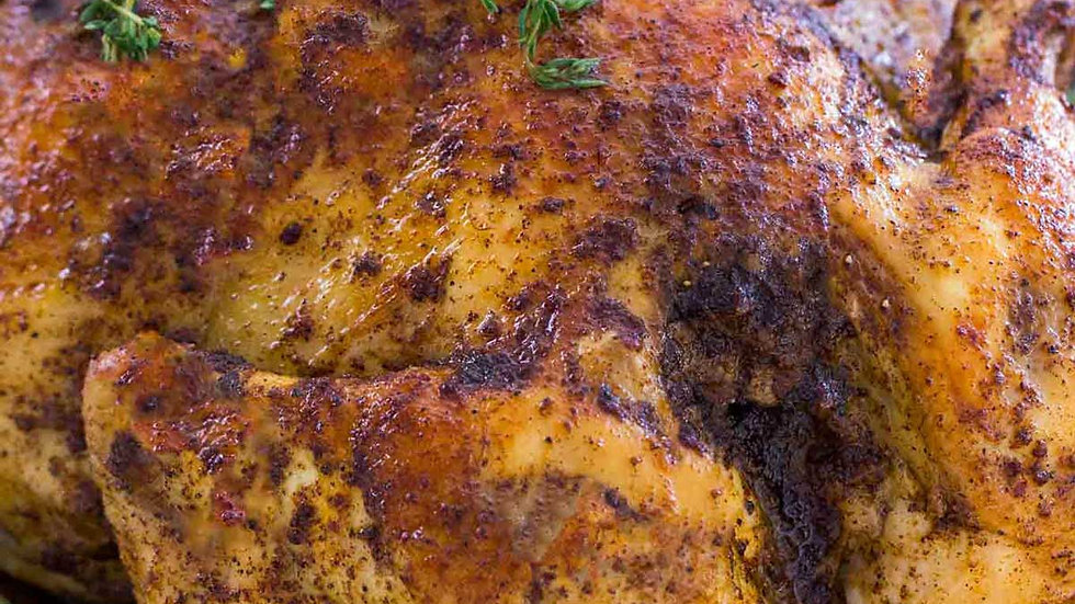 1 x Medium Whole Chicken