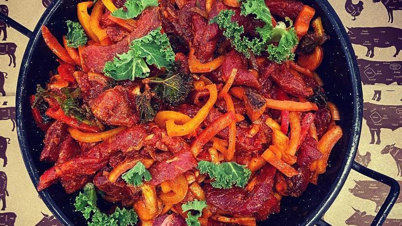 500g Beef Argentinian Fire Stir Fry