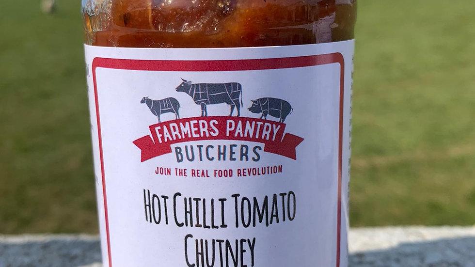Farmers Pantry Chilli Tomato Chutney