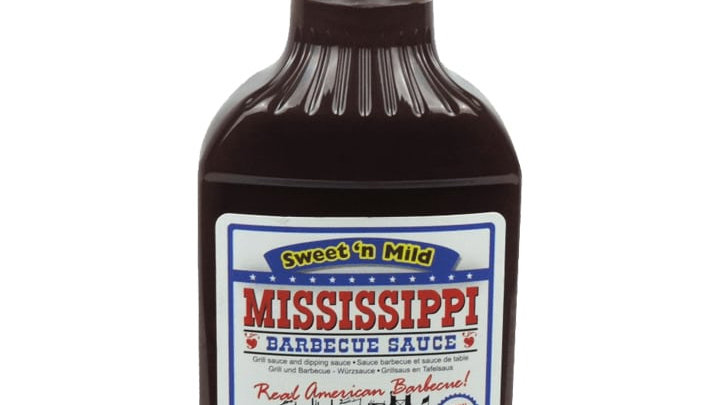 Mississippi Sweet 'n' Mild Barbecue Sauce