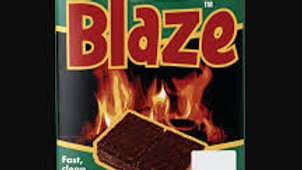 1 x Blaze Natural Firelighters