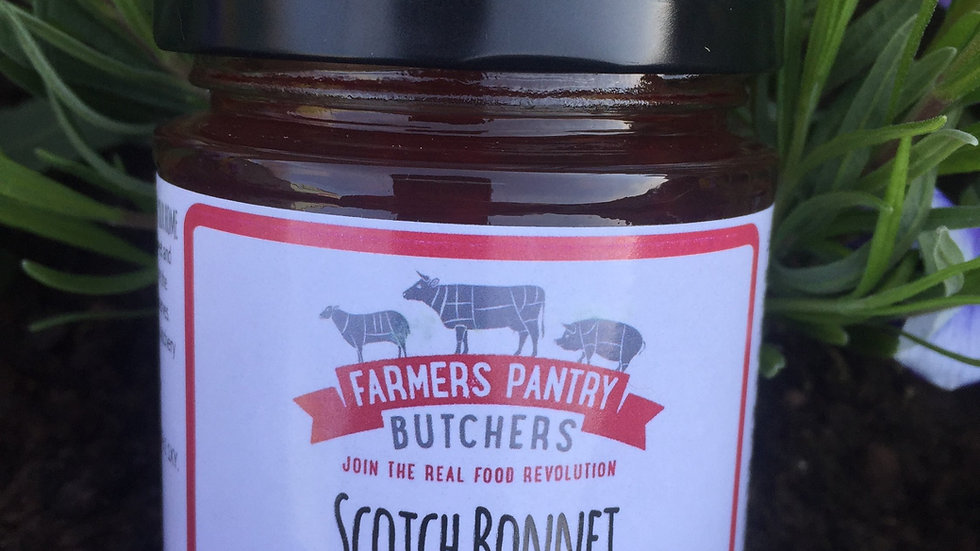 Farmers Pantry Scotch Bonnet Chilli Jam