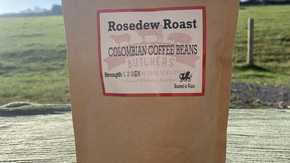 Rosedew Roast Columbian Coffee Beans