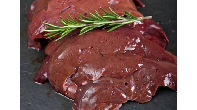 500g Lambs Liver (May be Frozen)