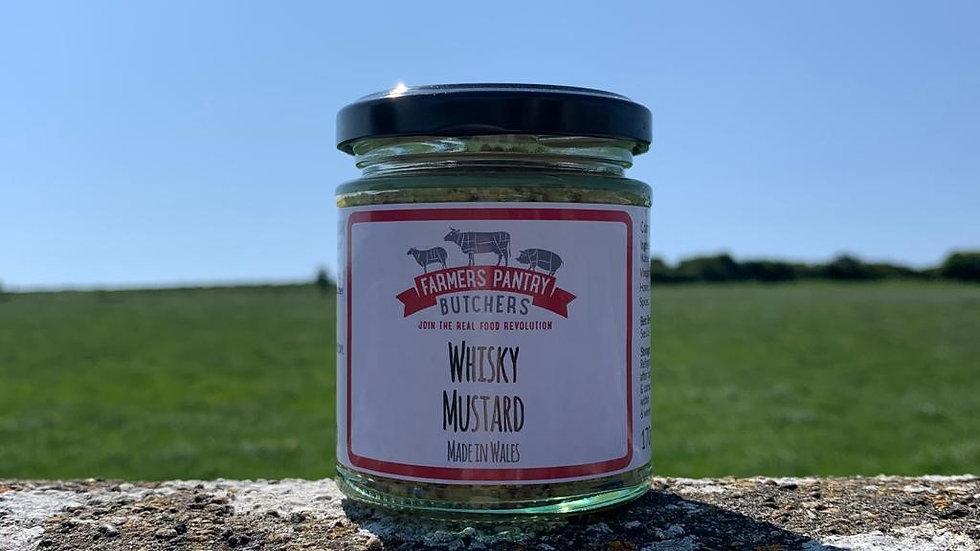 Farmers Pantry Whiskey Mustard