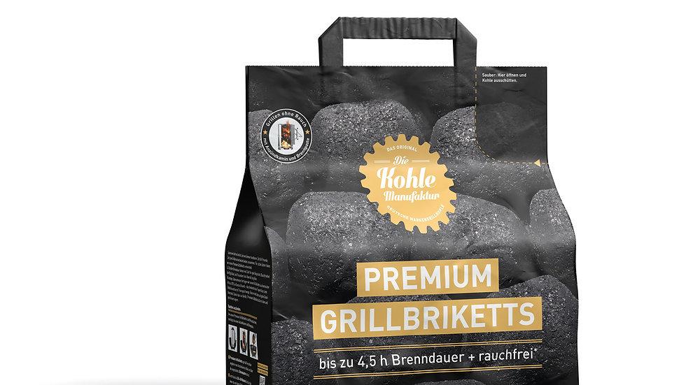 Premium BBQ Briquettes 2.5kg