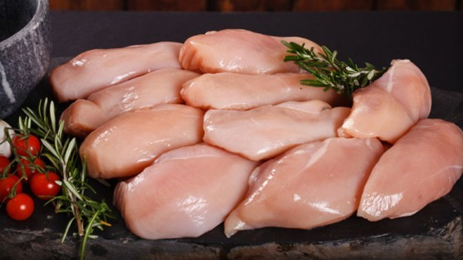 4 x Chicken Breast 1kg approx