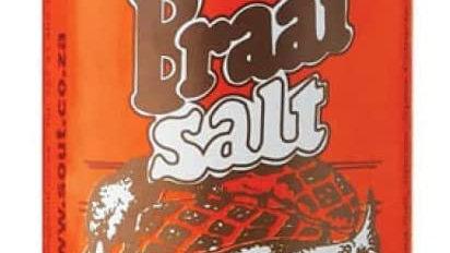 Braai Salt with Spices 400g