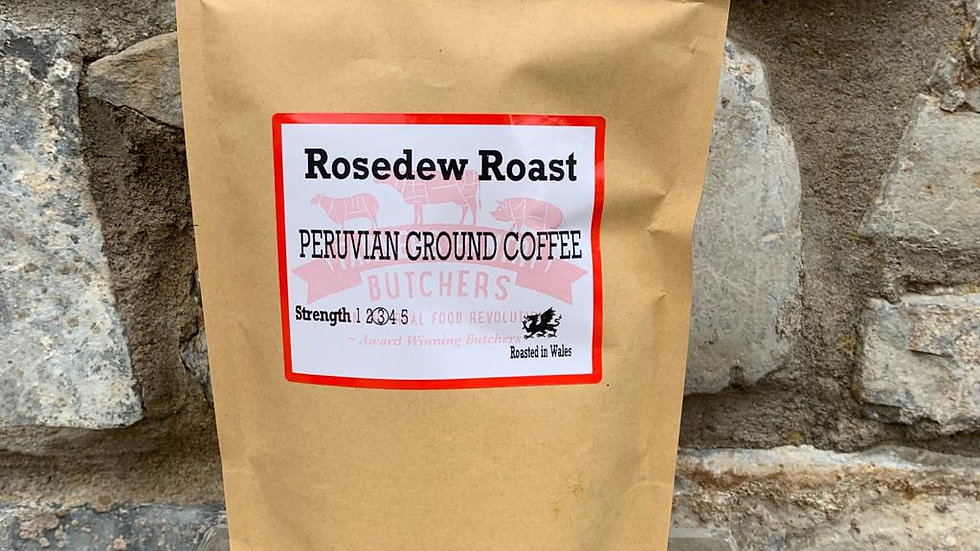 Rosedew Roast Peruvian Ground Coffee