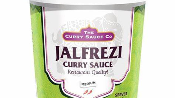 Curry Co Jalfrezi Curry Sauce