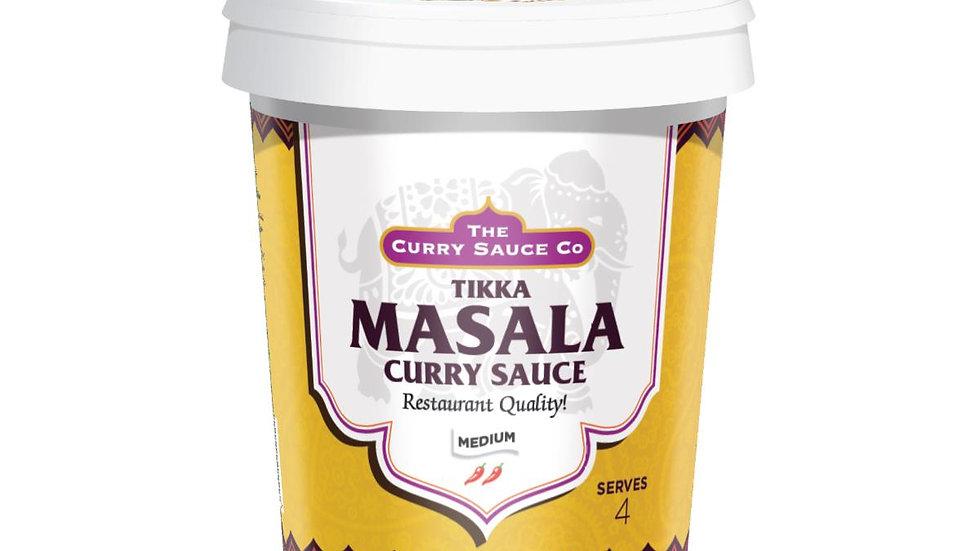 Curry Co Tikka Masala Sauce