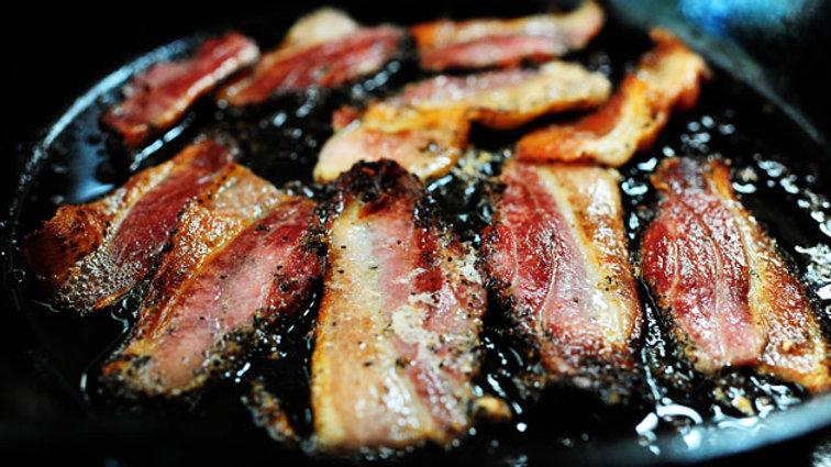 500g Smoked Sliced Back Bacon