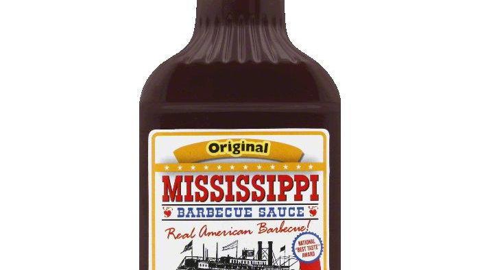 Mississippi Original BBQ Sauce