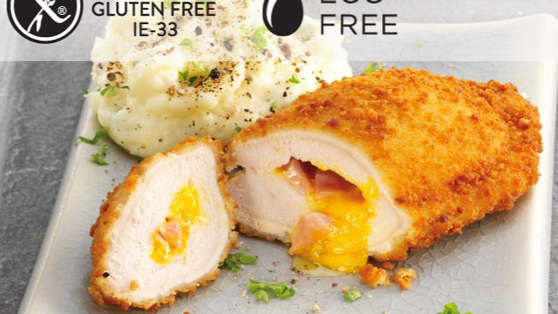 Chicken Cordon Bleu (GF)
