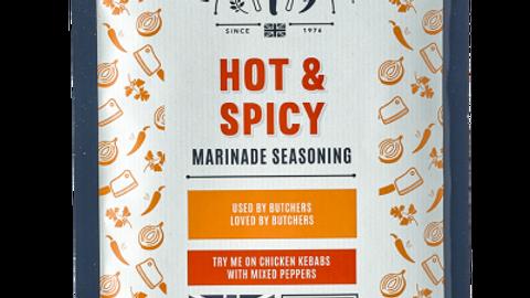 Hot & Spicy Marinade