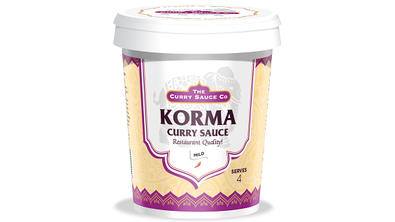 Curry Co Korma Curry Sauce
