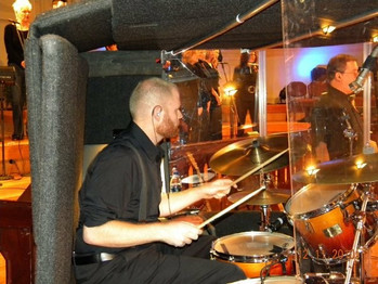 Red Leaf welcomes Chad Kimball- drums!