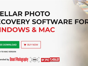 Review of Stellar Photo Recovery Software