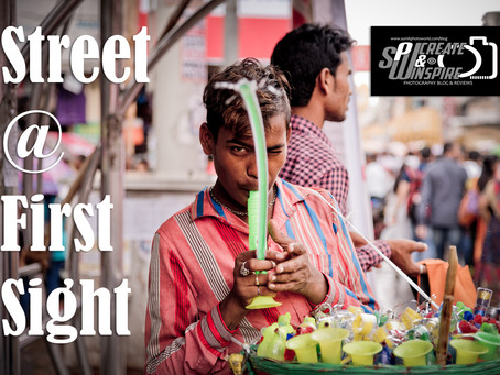 Street at First Sight