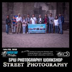 Workshop 22: Street