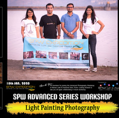Workshop 19: Light Painting
