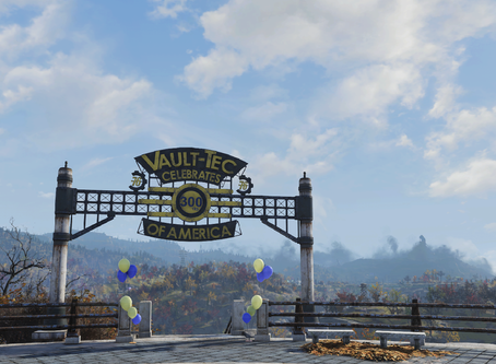 Fallout 76 is a post-nuclear glitch-fest