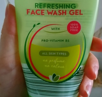 Lacura Refreshing Face Wash Gel Review