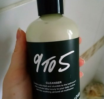 Lush 9-to-5 Cleanser Review