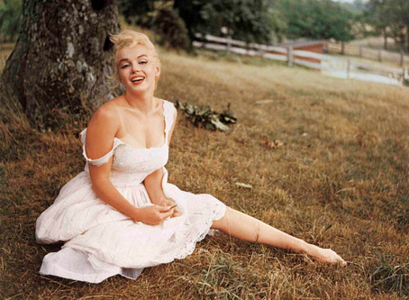 57 years since the death of Marilyn Monroe