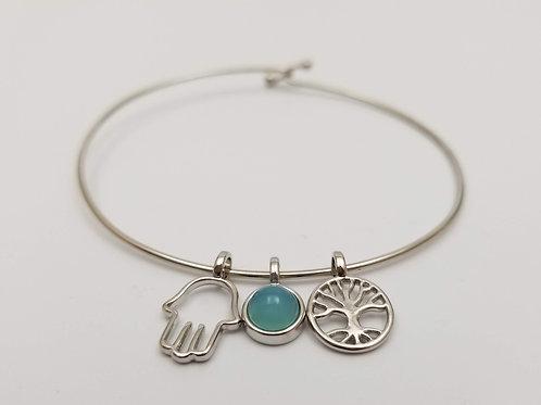 Blue Sky life Bracelet