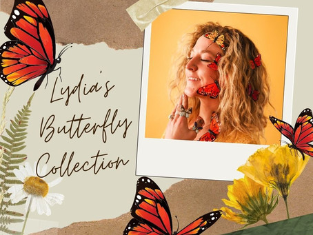 Lydia's Butterfly Collection