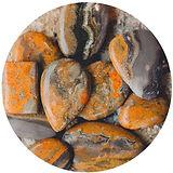 bumblebee jasper gem stones