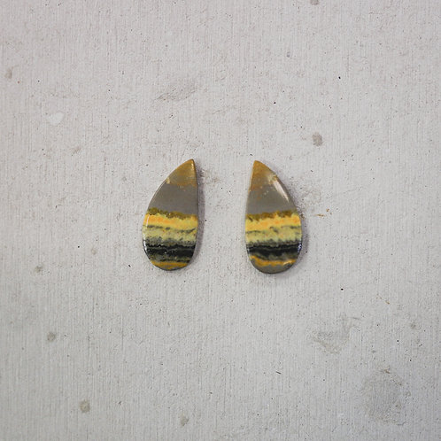 BFF bumblebee jasper gems