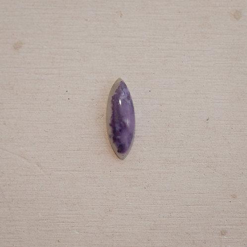 silver tiffany stone gem