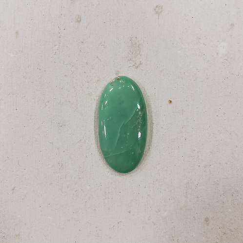 silver variscite gem