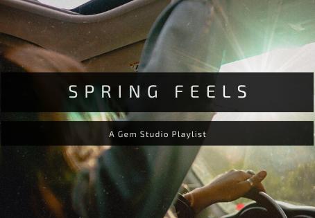 Spring Playlist //