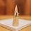 Thumbnail: silver sheet ring //
