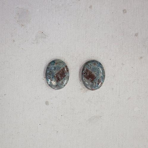 BFF chrysocolla gems